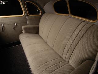 обои Graham Model 97 Custom Sedan сиденье фото