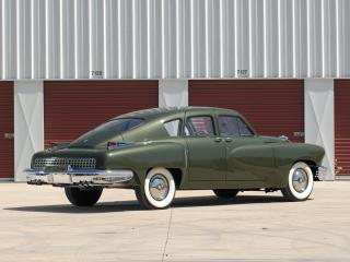 обои Tucker Sedan 1948 бок фото