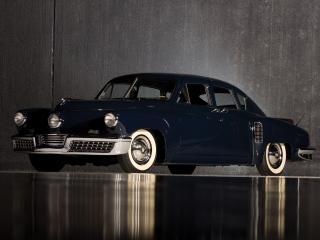 обои Tucker Sedan 1948 большой фото