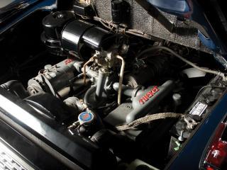 обои Tucker Sedan 1948 двигатель фото