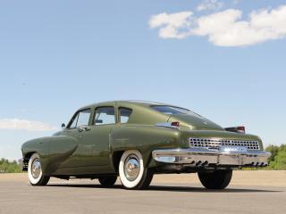 обои Tucker Sedan 1948 зад фото