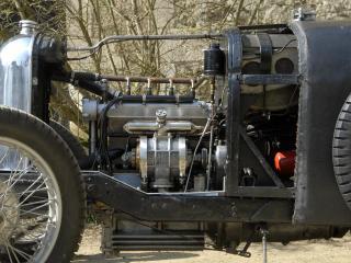 обои Salmson Grand Prix мотор фото