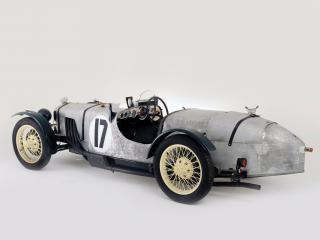 обои Riley Brooklands 1929 бок фото