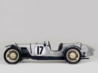 обои Riley Brooklands 1929 сбоку фото