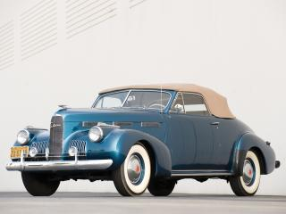 обои LaSalle Convertible Coupe (52) перед фото