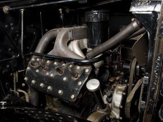 обои LaSalle Convertible Coupe мотор фото