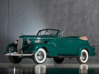 обои LaSalle Convertible Sedan без крыши фото