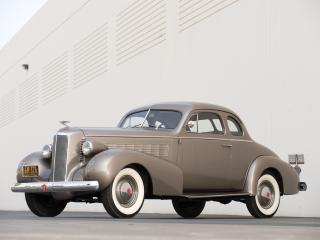 обои LaSalle Opera Coupe бок фото