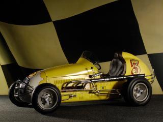 обои Kurtis Kraft Midget V8-60 бок фото