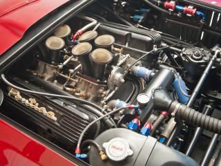 обои Kurtis Pontiac 500SX Roadster мотор фото