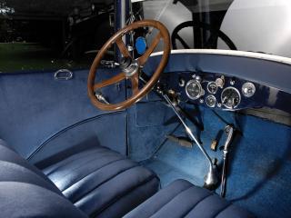 обои Hudson Super Six Brougham руль фото