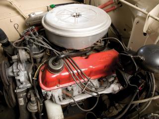 обои Hudson Super Six Convertible Coupe мотор фото