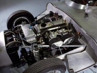 обои Elva MkII мотор фото