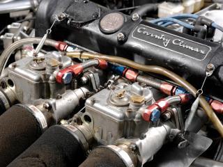 обои Elva MkV мотор фото