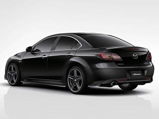обои DAMD Mazda Atenza Concept зад фото