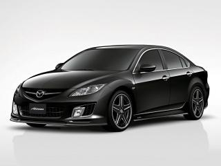 обои DAMD Mazda Atenza Concept перед фото