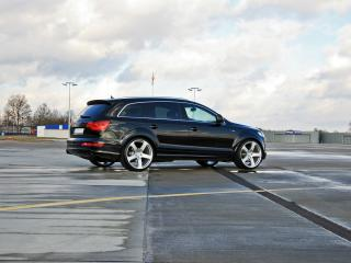обои AVUS Performance Audi Q7 сбоку фото