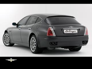 обои Carrozzeria Touring Superleggera Bellagio Fastback Touring зад фото
