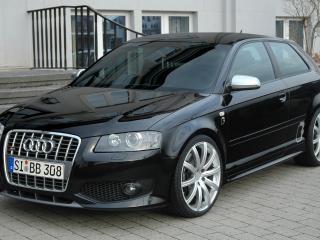 обои B&B Audi S3 перед фото