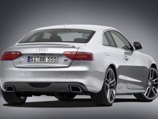 обои B&B Audi S5 зад фото