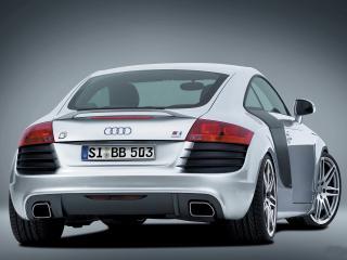 обои B&B Audi TT Edition R зад фото