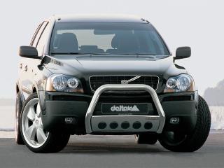 обои Delta 4x4 Volvo XC90 перед фото