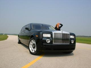 обои Genaddi Design Rolls Royce Phantom спереди фото