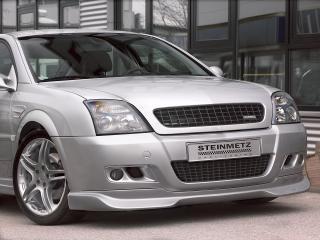 обои Steinmetz Vectra GTS бампер фото