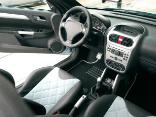 обои Irmscher Opel Tigra TwinTop салон фото
