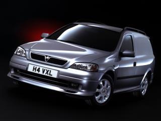 обои Irmscher Vauxhall Astravan (MkIV) темнота фото