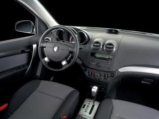 обои Pontiac Wave Hatchback (T250) руль фото