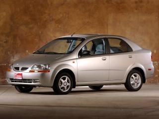 обои Pontiac Wave Sedan (T200) бок фото