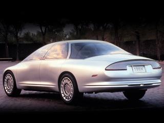 обои Oldsmobile Tube Car Concept зад фото