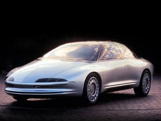 обои Oldsmobile Tube Car Concept перед фото