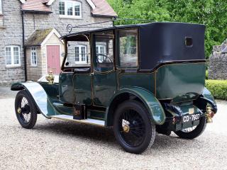 обои Napier 30-35 Type 44 Landaulette зад фото