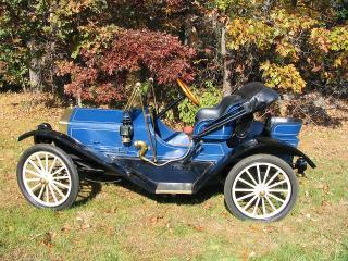 обои Metz Model 22 Roadster сбоку фото