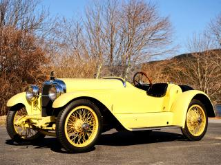 обои Mercer Series 5 Raceabout перед фото