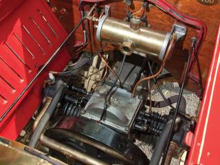 обои Maxwell Model L Runabout моторчик фото