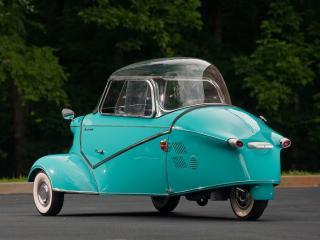обои Messerschmitt KR200 задок фото