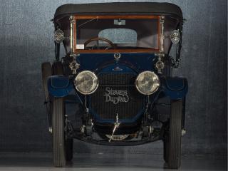 обои Stevens-Duryea Model C 5-passenger Touring перед фото