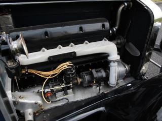 обои Delage DMN Faux Cabriolet мотор фото