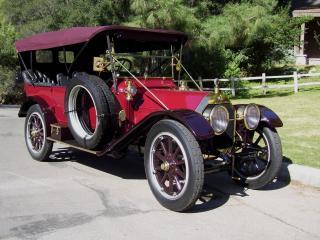обои Chalmers Model 18 Touring перед фото