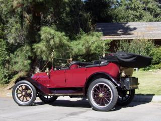 обои Chalmers Model 18 Touring сбоку фото