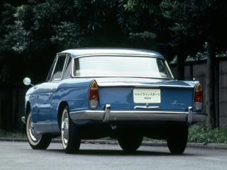 обои Prince Skyline Sports Coupe (BLRA-3) зад фото
