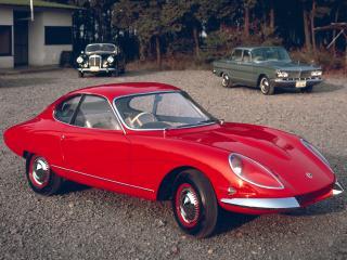 обои Prince Sprint 1900 Prototype красная фото
