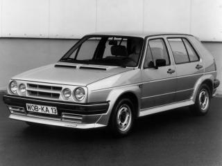 обои Kamei Volkswagen Golf X1 5-door (Typ 1G)  перед фото