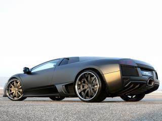 обои Unicate Lamborghini Murcielago LP 640 Yeniceri Edition матовая фото