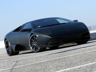 обои Unicate Lamborghini Murcielago LP 640 Yeniceri Edition передок фото