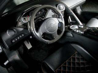 обои Unicate Lamborghini Murcielago LP 640 Yeniceri Edition руль фото
