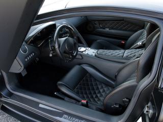 обои Unicate Lamborghini Murcielago LP 640 Yeniceri Edition салон фото